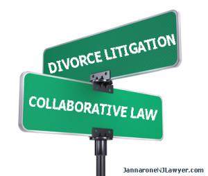 Collaborative Law vs Litigation