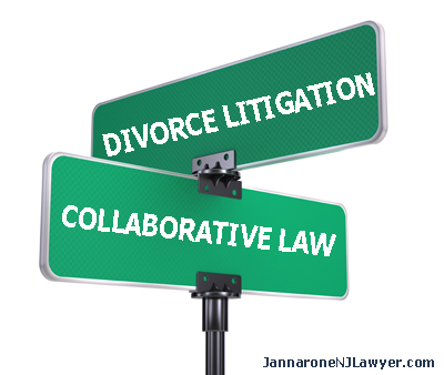 Collaborative Law vs Litigation
