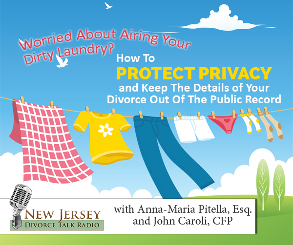 Divorce and Privacy
